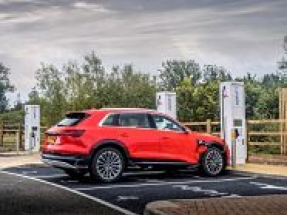 Second Ionity fast charging station opens in Milton Keynes