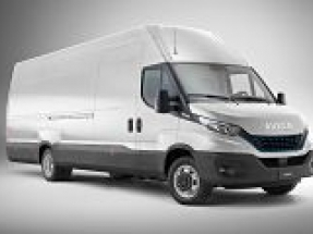 Iveco Daily Electric electric van has the longest range in 2020 but is the most expensive to buy and charge