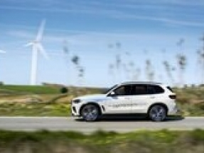 BMW pushes forward with the development of hydrogen fuel cell technology