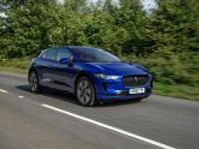 Jaguar I-PACE wins top motoring awards