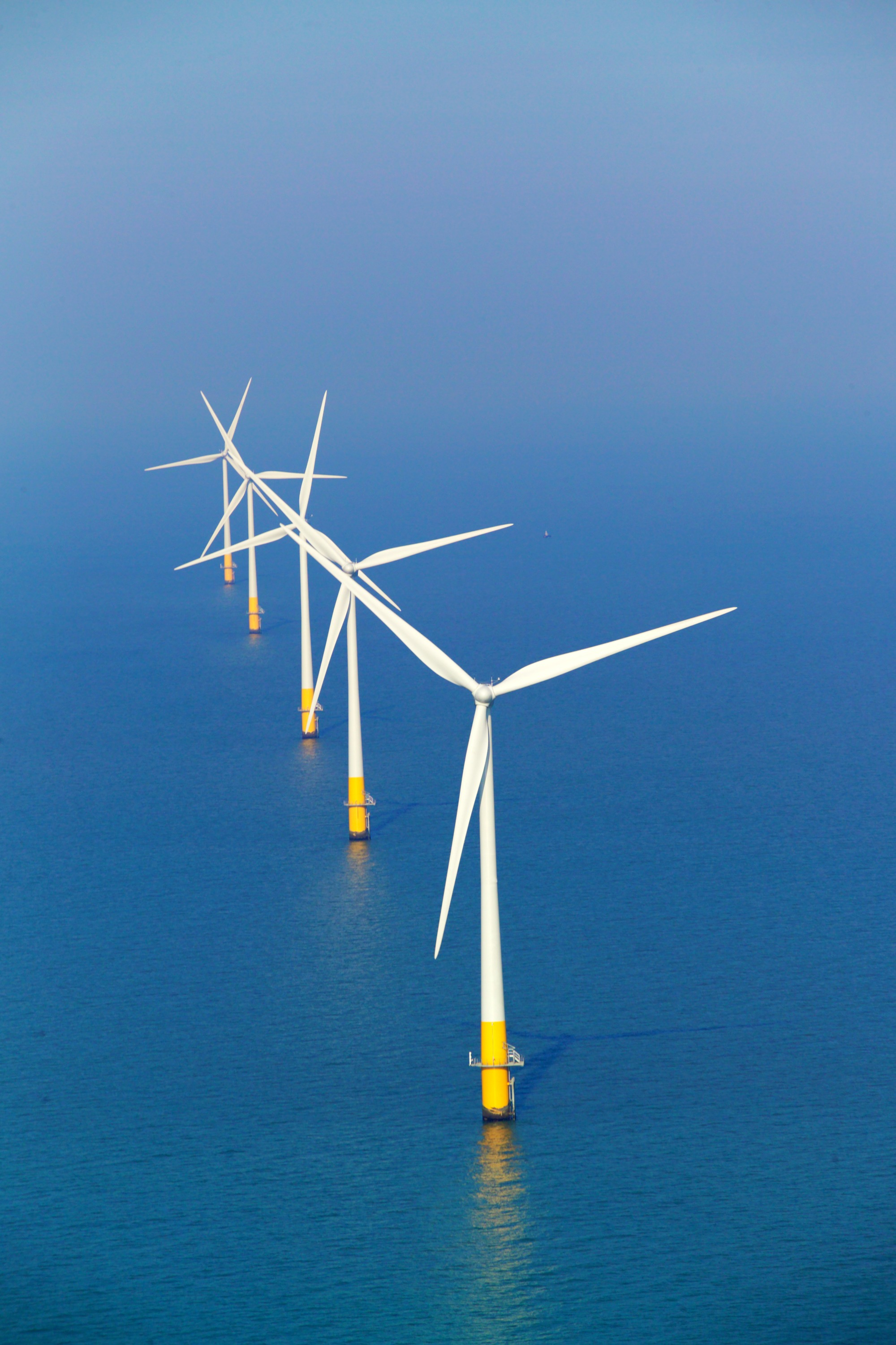 Wind Kentish Flats Wind Farm Extension Approved By Uk