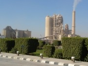 Egyptian cement sector launches new waste to energy plant