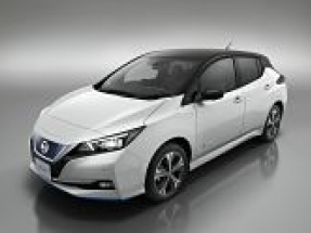 Nissan LEAF wins Stuff Magazine's 'Car of the Year' in Gadget Awards