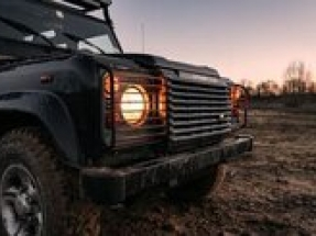 Jaguar Land Rover embarks on project to develop hydrogen fuel cell version of the Land Rover Defender