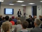 Low carbon business breakfast focuses on community energy