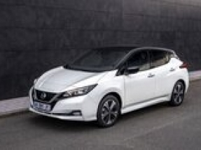 Nissan launches LEAF10 special version to celebrate 10 years of the first mass-market electric car