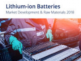 Hybrid and Electric vehicles continue to drive growth in lithium-ion batteries