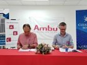Cleantech Solar partners with Ambu Sdn on Malaysian solar PV installation