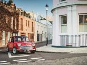 Swind announces limited production run of Electric classic Mini