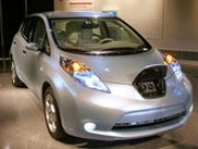 Nissan reveals 50,000th Nissan LEAF produced in the UK