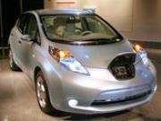Nissan installs solar farm to power UK car production