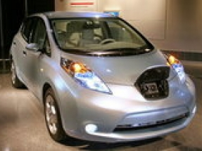 EVs could power more than 300,000 UK homes