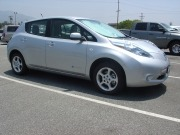 Nissan Leaf set to debut in South Africa