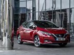 Nissan and Uber sign 2,000 vehicle Nissan LEAF deal