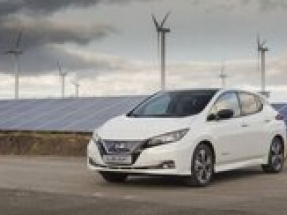 Nissan announces plans for major expansion of renewable energy at its Sunderland Plant