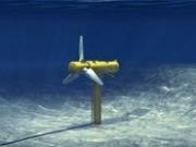 Alstom chosen to equip French pilot tidal energy farm