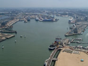 DEME to help develop HYPORT green hydrogen plant in Ostend