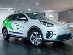 OVO Energy expands its fleet with 40 Kia e-Niro electric cars