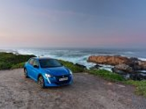 Peugeot e-208 wins 'Electric Small Car of the Year' award at What Car? Electric Car Awards