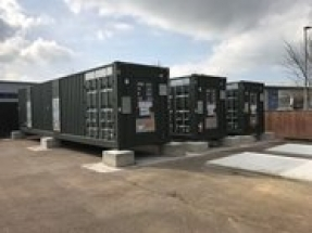 Philip Dennis Foodservice installs cutting-edge battery storage technology at its head office