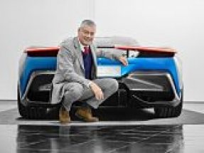 Automobili Pininfarina to invest over 20 million euros in design cooperation for EVs