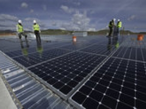 Global solar corporate funding fell by 24 percent in 2018