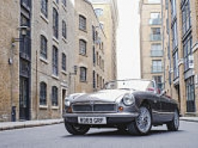 RBW EV Classic Cars reveals pre-production EV classic roadster
