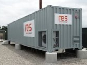 RES to construct 40 MW energy storage system in California
