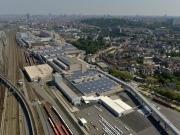 REC solar panels power Belgian car production plant