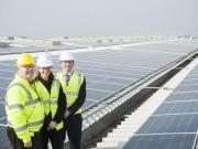 Wolseley UK installs huge solar array on distribution centre roof