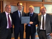 Stiebel Eltron project named outstanding at Wales Green Energy Awards
