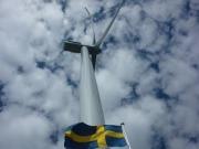 Platina and Arise open Nordics largest onshore windfarm