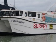 Fugro EMU deploys new vessel for DONG monitoring contract