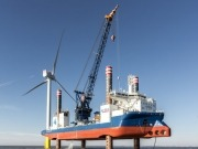 A2SEA signs contract for Dudgeon offshore wind farm