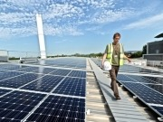 Met Office PV system generates more electricity than expected in first year
