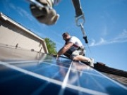 Solar survey reveals a third of UK jobs lost over the past year