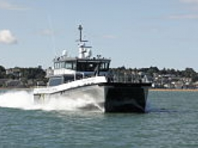 Seacat Services commissions two Chartwell 24 catamarans with advanced FOSS technology