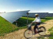 Planning permission granted for one of the largest solar parks in the UK