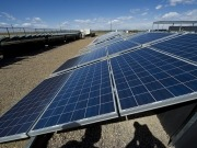 Financing agreement signed for French solar energy centre