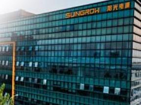 Sungrow signs 900 MW agreement