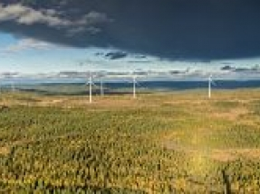 Siemens Gamesa secures first Swedish order for 170-metre rotor onshore turbine