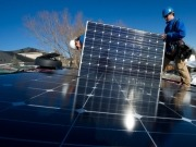 Renewable energy supplies half of all new US electricity in 2012