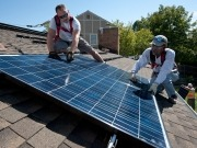 Leading US companies invest heavily in solar energy