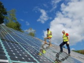 Government data reveals UK cities investing the most in solar energy