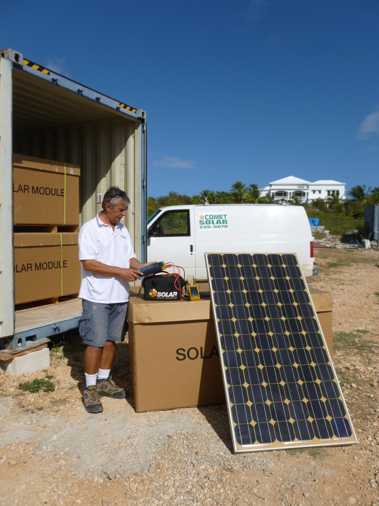 New solar PV test instrumentation helps Caribbean installer to verify system performance