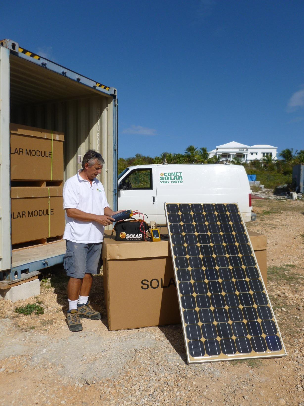 New solar PV test instrumentation helps Caribbean installer to verify system performance