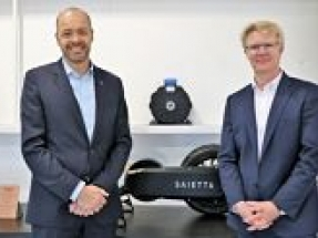 Saietta secures major UK government research contract for company's proprietary EV motor technology