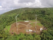 Masdar delivers Samoa's first wind farm