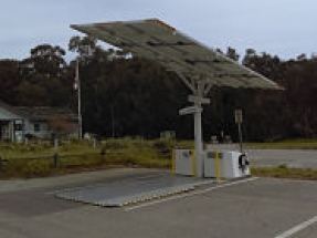 California Department of Parks and Recreation installs Envision Solar EV ARC units