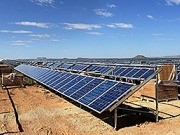 South African solar plant connects to the grid three months ahead of schedule
